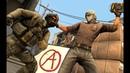 Играем в Counter Strike Global Offensive ВСРАТЫЕ НАПАРНИКИ И самая глупый мачь