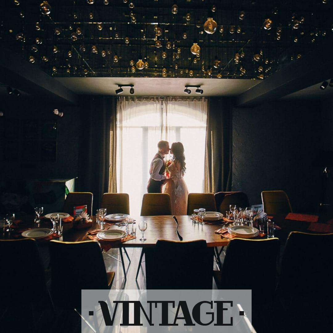 Ресторан, кафе, ночной клуб «VINTAGE» - Вконтакте