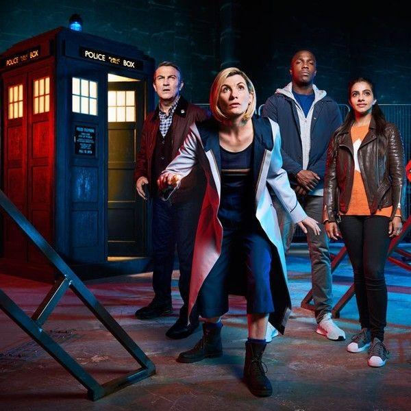 Инсайдер: Джоди Уиттакер и Крис Чибнелл покинут «Доктора Кто» после 13 сезона