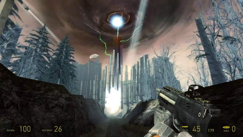 Fight Club Ending Scene Half Life 2 Episode One Ending