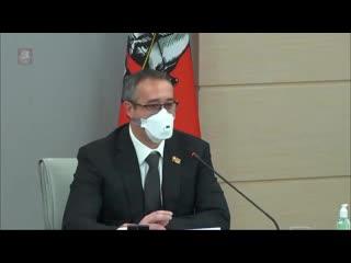 Депутат Тарасов о том, что происходит. #Короновирус