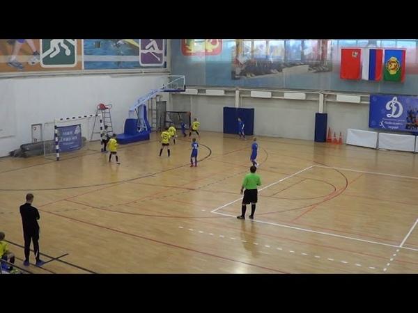 Динамо Пушкино 07-08- СШ1 Солнечногорск 2-ой тайм