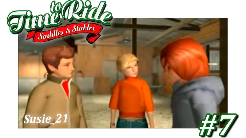 Let's Play Time To Ride Saddles Stables 7 Make place for two more horses