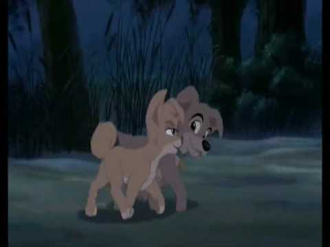 Lady and Tramp 2 : I have never had this feeling before [ GREEK ]