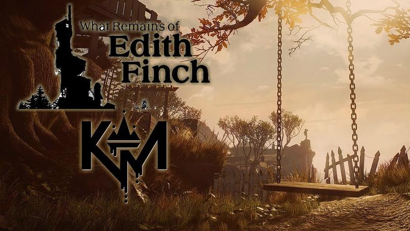 What Remains of Edith Finch СЕМЕЙНОЕ ДРЕВО 2