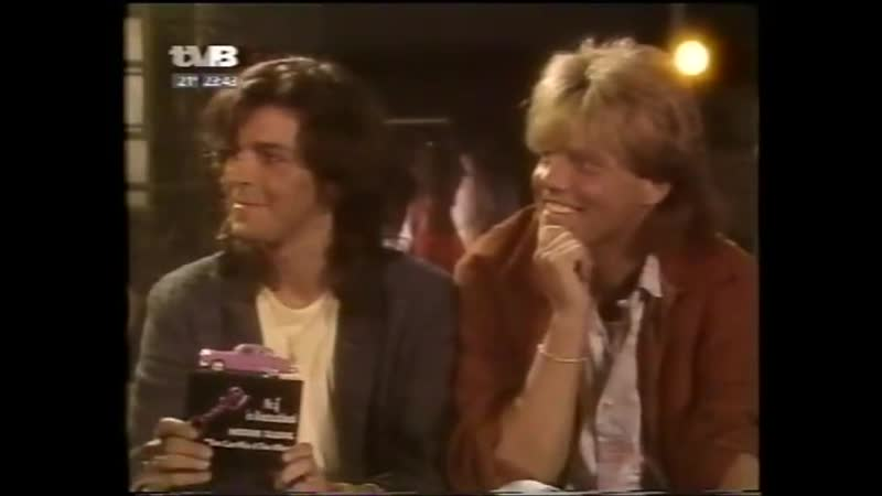 Modern Talking - Interview Award for ''You Can Win If You Want'' (Formel Eins – ARD 03.06.1985)