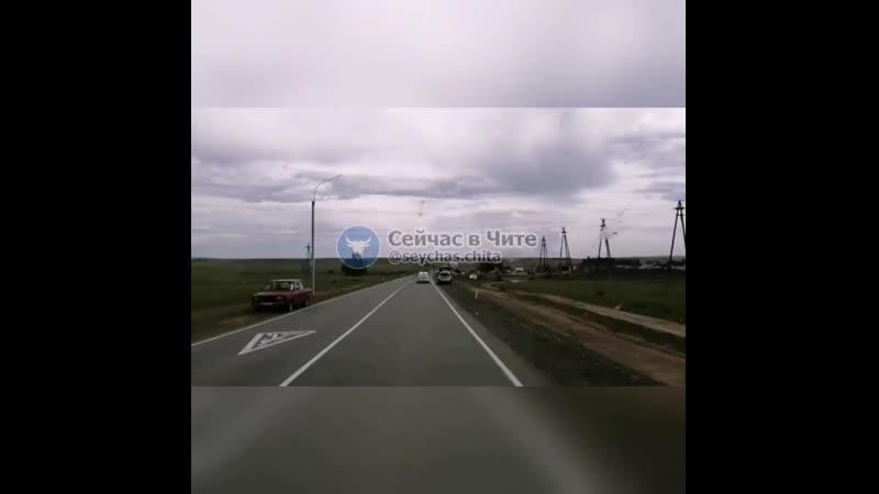 Водитель бензовоза погиб в ДТП на заправке в селе Танга Улетовского района