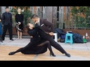 Amazing! Real Tango Street Dance in Buenos Aires, Argentina