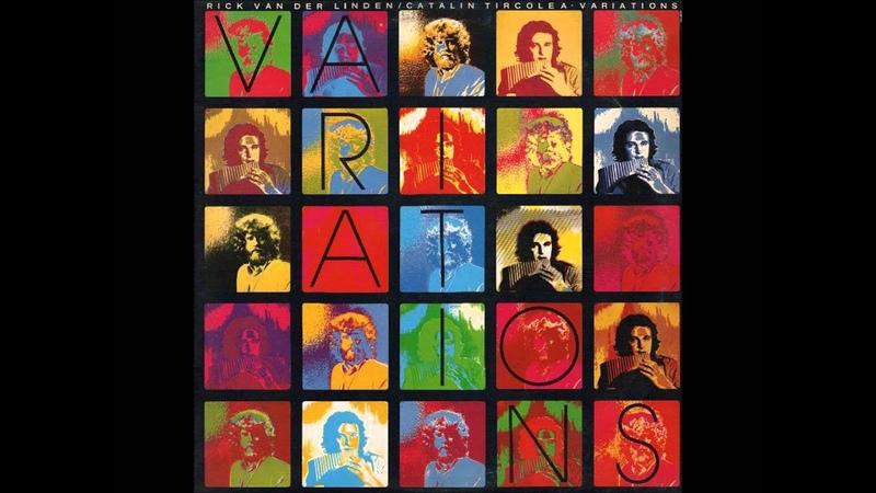 European Rock Collection Part5/Rick Van LindenCatalin Tircolea-Variations(Full Album)