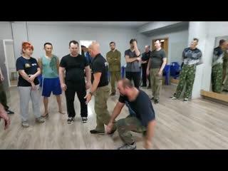 21 Семинар - Тактика ближнего боя. В.Крючков. фрагменты ч.2