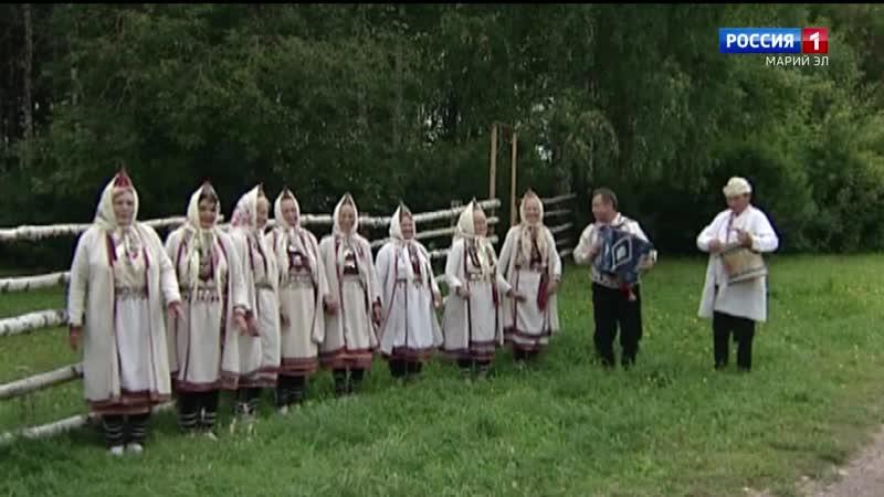 Савак кундем ансамбль Кугу Вочарма ялын йорга такмак влак