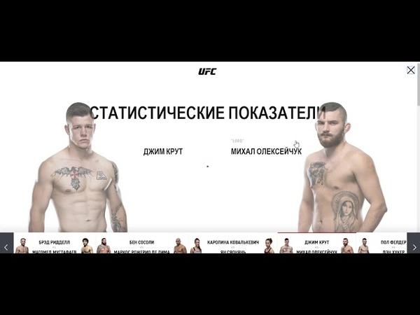 Прогноз MMABets UFC on ESPN 26 Фелдер-Хукер,Крут-Олексейчук,Ковалькевич-Ян,Сосоли-Лима. В №178 44