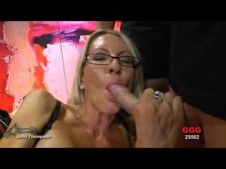 Milf emma star in germany gangbang porn (порно,cumshot)