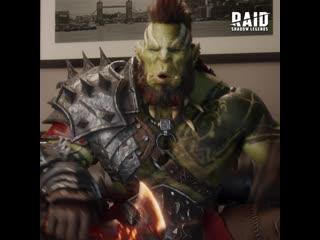 RAID трейлер 4