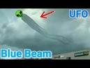 👽 Аномальные явления в небе, BLUE BEAM, UFO, HAARP?