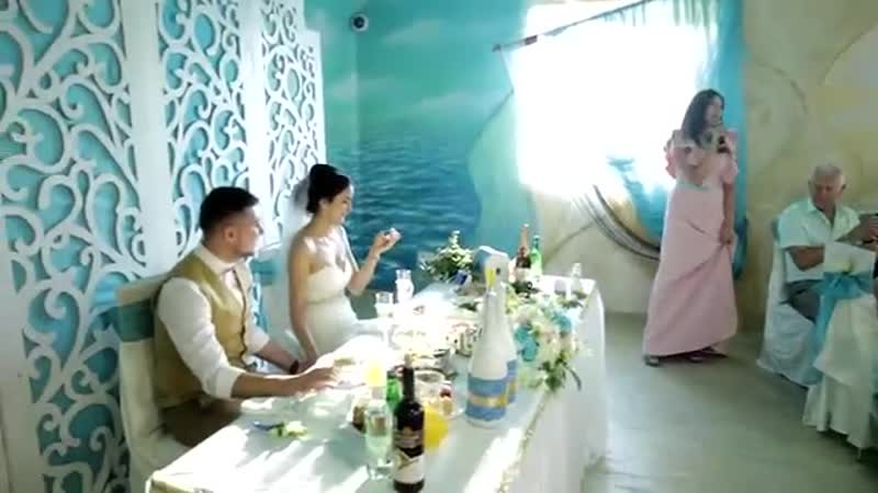 поздравление мамы на свадьбу сына 360p