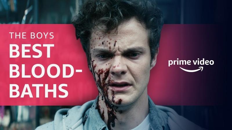 The Boys: Best Bloodbaths | Prime Video