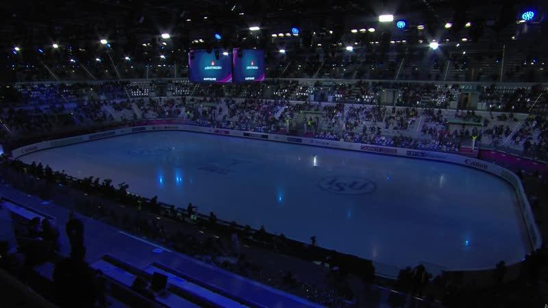 Ice Dance Rhythm Dance ISU Grand Prix Final Torino 2019 @GPFigure Full HD