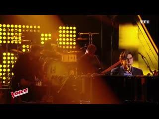 Eminem – Lose Yourself _ Vincent Vinel _ The Voice 2017 _ Blind Audition