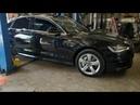 Audi a6 2013 X-tool корректировка одометра