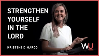 Strengthen Yourself In The Lord - Kristene DiMarco of Bethel Music |