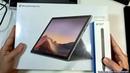 ГадЖеТы: распаковка и первичный обзор нового 2-in-1 планшета Microsoft Surface Pro 7 i5-1035G4/4GB