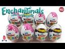 Enchantimals и киндеры с машинками. Распаковка яиц из Европы