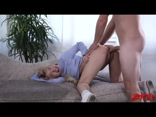 Kenzie Reeves - Horny Stepsister Squirts Like A Fountain [All Se