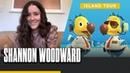 Shannon Woodward's Westworld-Inspired Island Tour - Animal Crossing: New Horizons