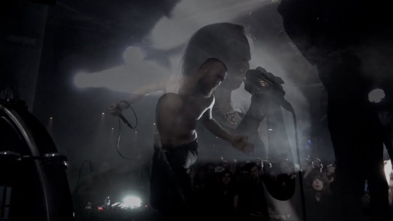AMENRA feat Lingua Ignota Am Kreuz Festsaal Kreuzberg Berlin February 16th 2019