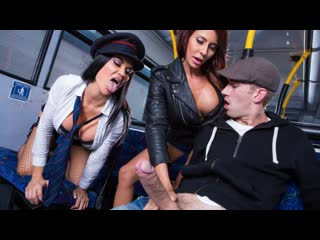 Brazzers - Tour Of London Part One: Remastered / Madison Ivy, Jasmine Jae