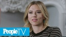 Scarlett Johansson On How Parenting Was 'Helpful' In 'Jojo Rabbit' | PeopleTV | Entertainment Weekly