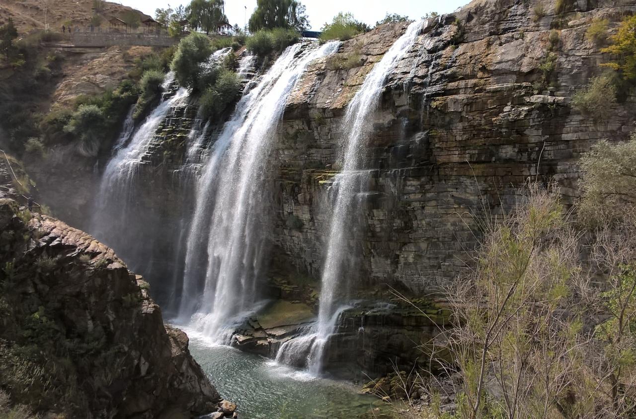 Водопад Тортум