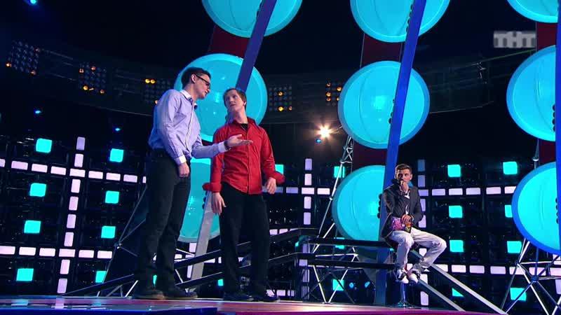Comedy Баттл Без границ g 1 выпуск 1 тур