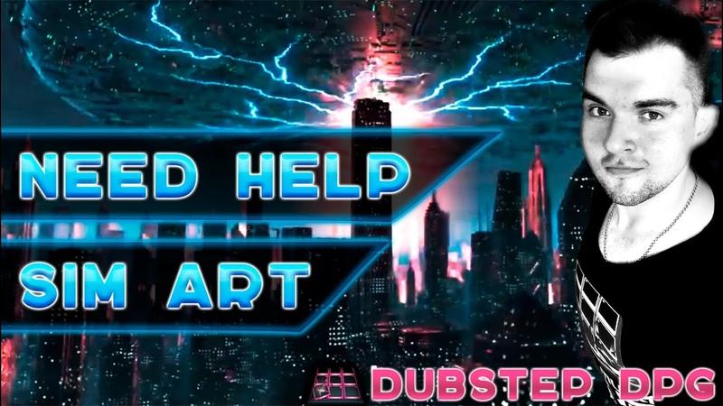 SIM ART Need Help Dubstep Drum Pads Guru