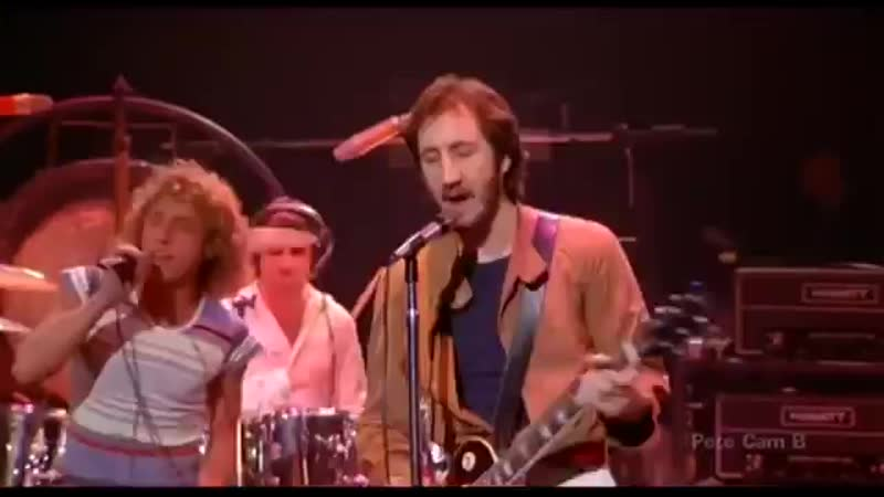 The Who Wont Get Fooled Again Artist The Who Album Whos Next Release date 1971…