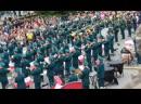 Москва. Заключительный концерт по программе Спасская башня в Александровском саду. 17.08.19