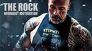 The Rock Dwayne Johnson Motivation SUPERHERO