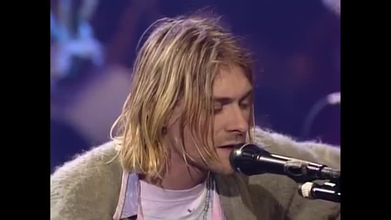 Nirvana The Man Who Sold The World Live On MTV Unplugged 1993 Unedited