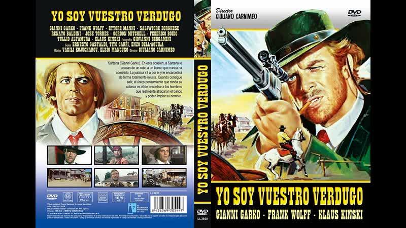 Sono Sartana, il vostro Becchino (Yo soy vuestro Verdugo) (1969) (Español)