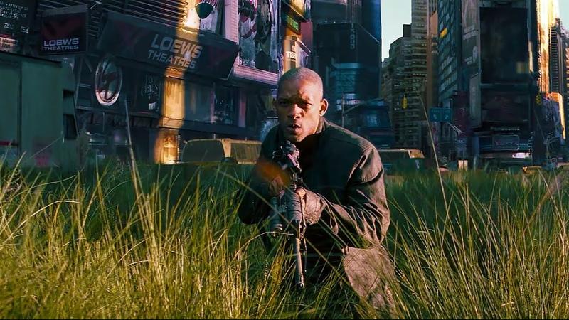 Urban Jungle (New York City) | I Am Legend (Director's Cut)