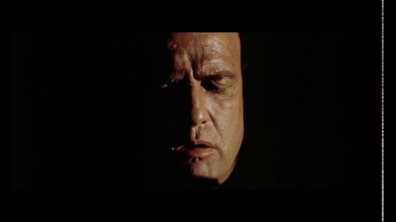 Полковник куртц об ужасе на войне и солдатах в фильме Апокалипсис сегодня 1979