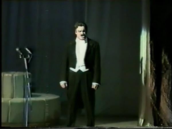 Юбилей Любови Виноградовой 1998 год 1акт
