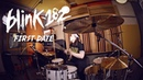 Blink 182 - First Date (drum cover by Vicky Fates)