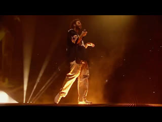 """Post Malone - """"Circles"""" (Live on the Runaway Tour)"""