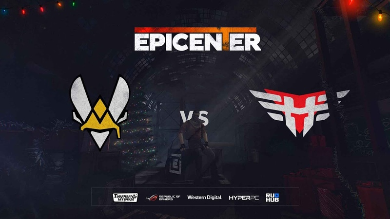 Team Vitality vs Heroic - EPICENTER 2019 Semi-final - map1 - de_vertigo [MintGod Leniniw]