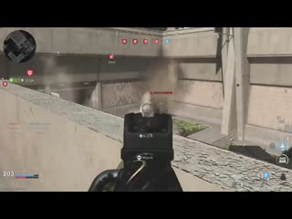 He just stood there and watched his friends get killed one by one. modern warfare