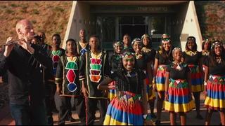 Shape Of You - Ed Sheeran by Ndlovu Youth Choir and GRAMMY-winning flutist Wouter Kellerman