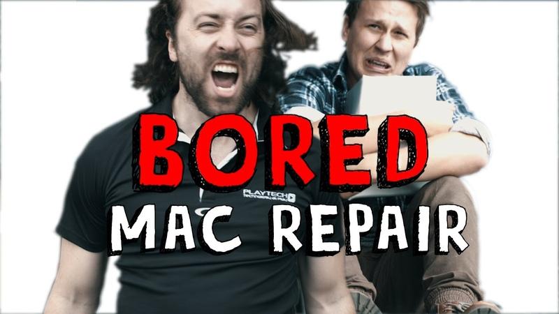 Mac Repair Bored Ep 27 Viva La Dirt League VLDL