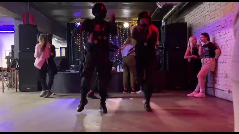 Bjørn Enot Cover Dance
